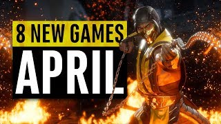 8 New Games Arriving in April 2019 (including a FREE game) thumbnail