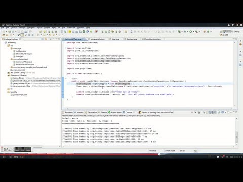 API Testing Tutorial Part 1