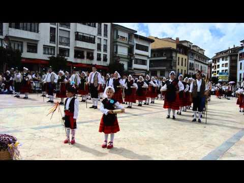 3 DANZA DEL PORTAL FIESTAS VILLAVICIOSA 2015