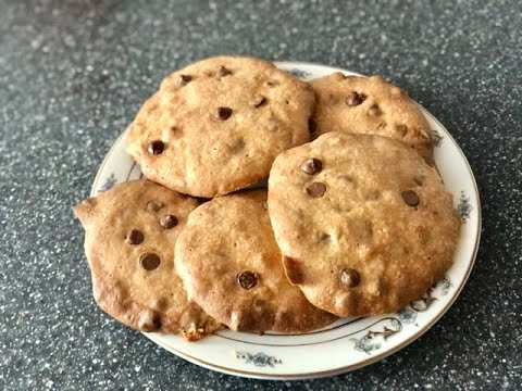 HOW TO MAKE COOKIES   WITHOUT BAKING SODA - YouTube