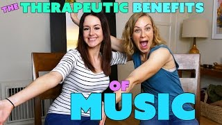 The Therapeutic Benefits of Music w/Emma McGann!