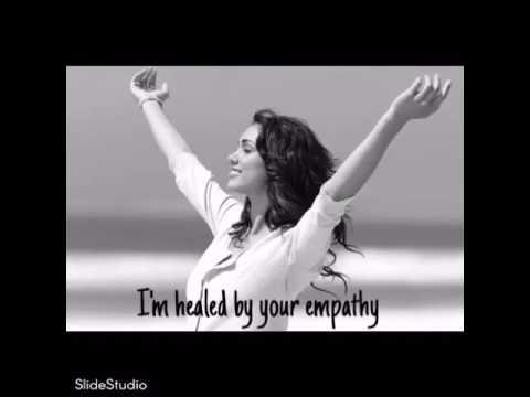 Empathy (lyrics) -Alanis Morissette
