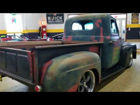1949 Ford F1 Street Rod Pickup 5,200 Miles Since Built For Sale