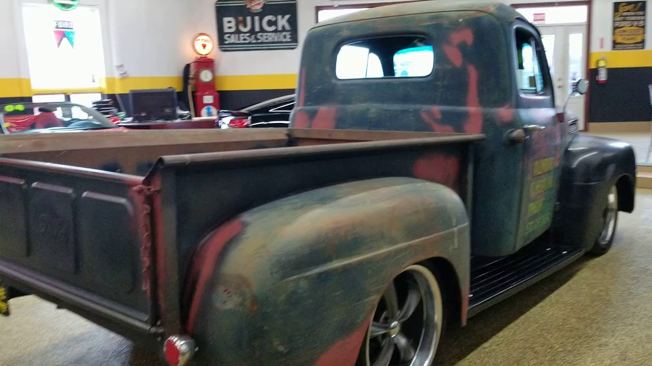 1951 52 Ford Pick Up
