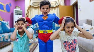 سوبر مان ينتقم من الاشرار !! Super Man avenges the bad guys