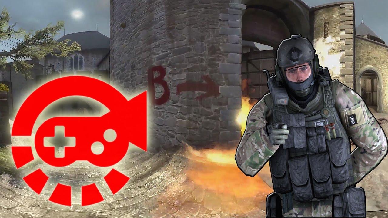 360° Video -  SK Gaming vs Team Liquid, CS:GO