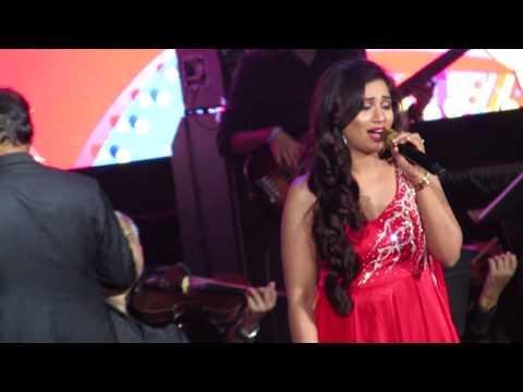 Teri Meri Shreya Ghoshal Live (Bodyguard)