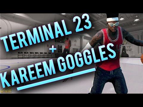NBA 2K16 Tips: How To Get TERMINAL 23 Jordan MyCourt! How To Get GOGGLES in MyCAREER!