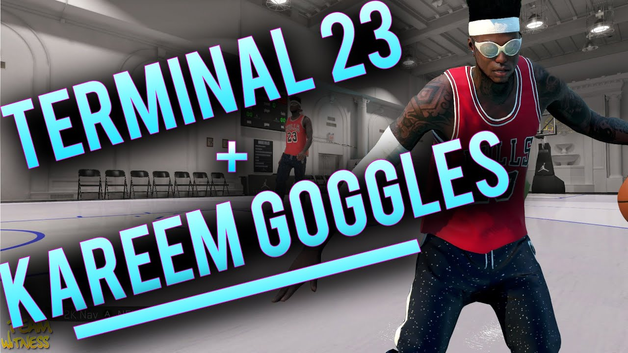 nba 2k16 tips how to get terminal 23 jordan mycourt how. Black Bedroom Furniture Sets. Home Design Ideas