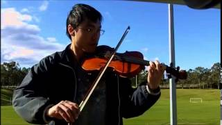 ABRSM Violin 2016-2019 Grade 2 A:3 A3 Purcell Rigaudon Z.653 Performance