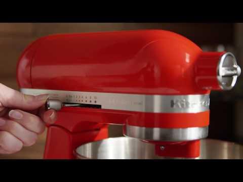 How To Troubleshoot The KitchenAid® Mini Stand Mixer