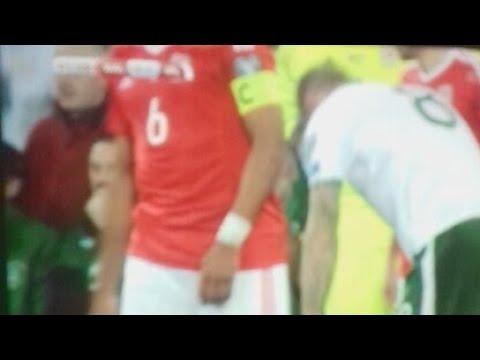 Ireland Vs Wales last 35 mins