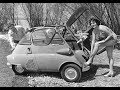 1958 BMW Isetta and 1962 BMW Isetta