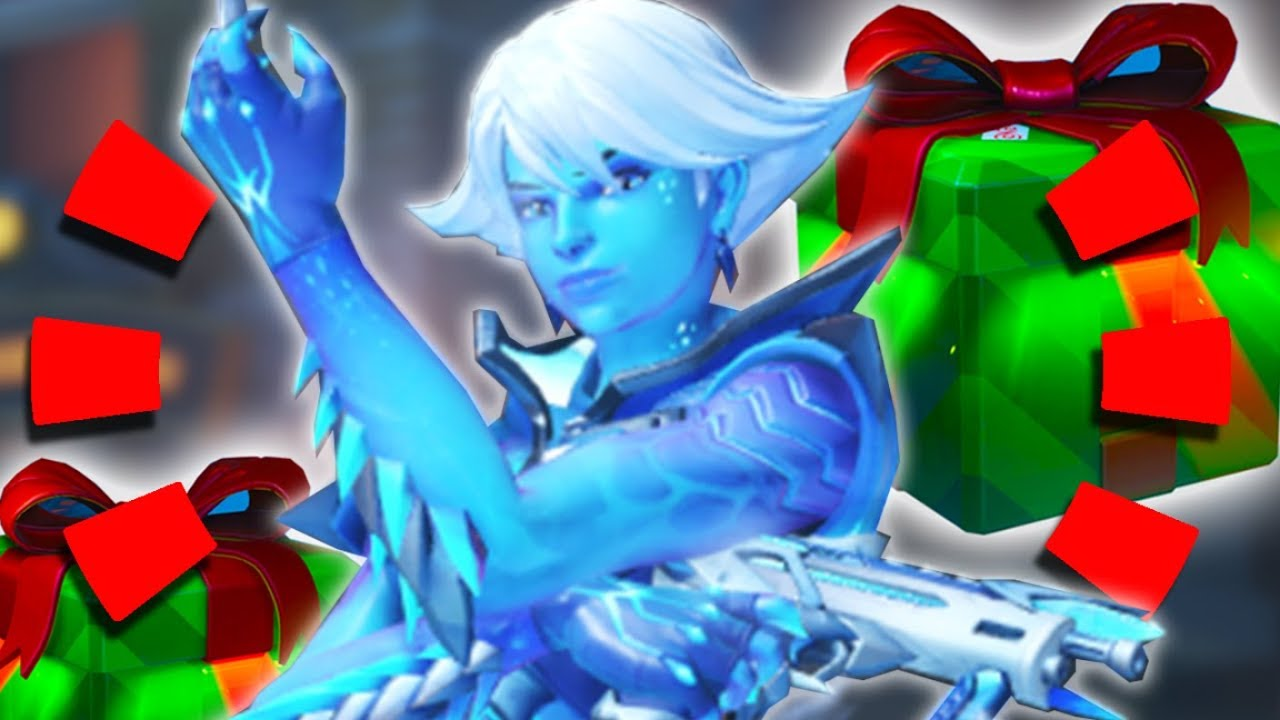 Every Overwatch Winter Wonderland 2017 Skin Rated From Worst to Best