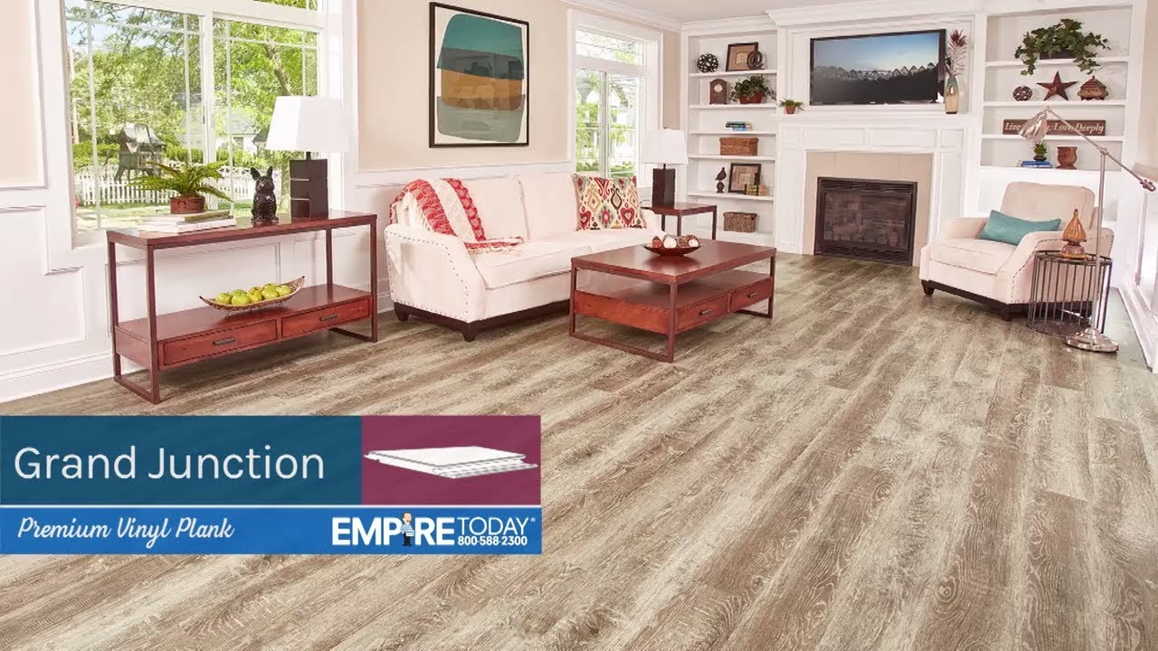 Waterproof Vinyl Plank Flooring Grand Junction From Empire Today