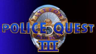 PC Longplay [835] Police Quest III: The Kindred
