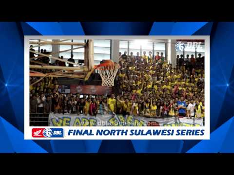 Highlight Final Party Honda DBL 2013 North Sulawesi Series (Manado)