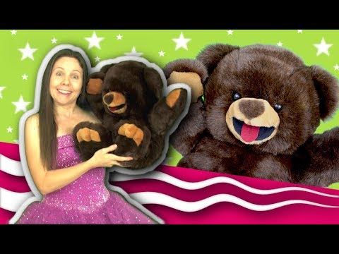 How to make a Hand Puppet using a Teddy Bear - Stuffed Animal DIY