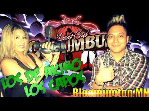 Columbus Nightclub Bloomington MN Los Deakino Y Los Capos De Mexico