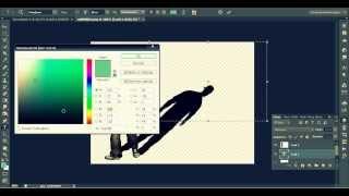 PhotoShop | Урок #1 - как сделать тени на картинке формата PNG