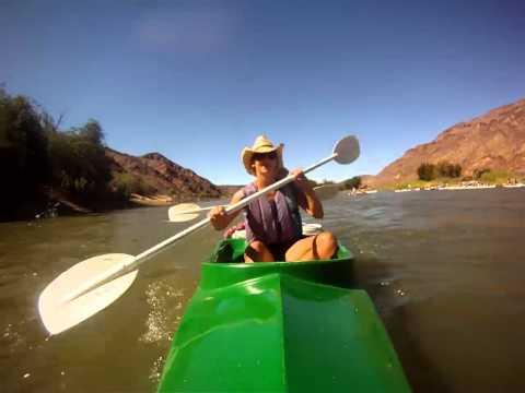 Go Pro - Orange River
