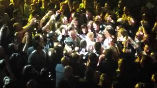 James - Say Something & Born Of Frustration (Live in NY @ Webster Hall 10/21/2014)