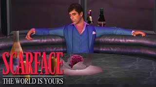 Scarface: The World Is Yours - Mission #7 - Babylon Club Redux (1080p 60fps)
