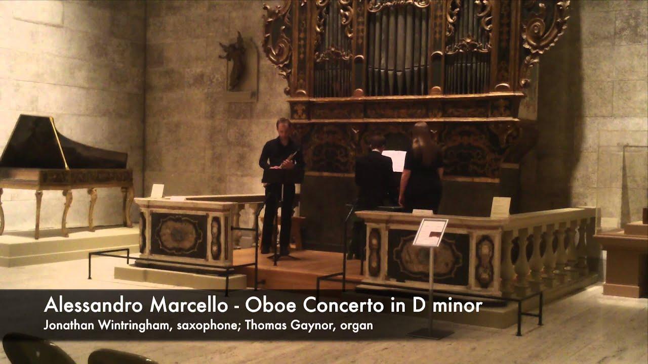 Marcello - Oboe Concerto in D minor