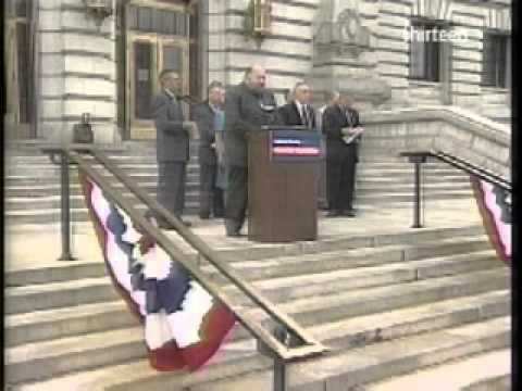 NJN News -- 09/23/03 -- HCDO snubs Glenn Cunningham and appoints Harvey Smith to NJ State Senate