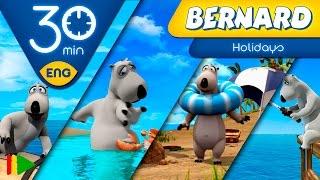 Bernard Bear | Summer Adventures | 30 minutes