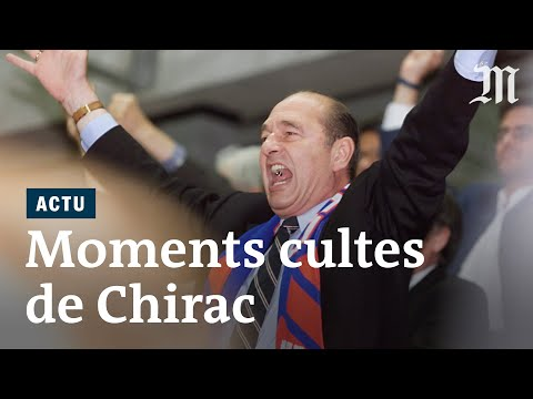 Jacques Chirac : petites phrases et moments cultes en 5 minutes