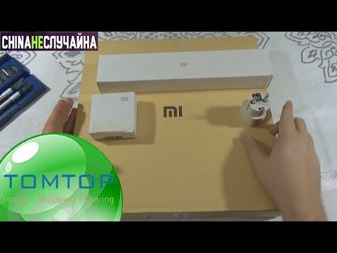 Огромная посылка - 4 килограмма товаров Xiaomi из магазина TomTop.com