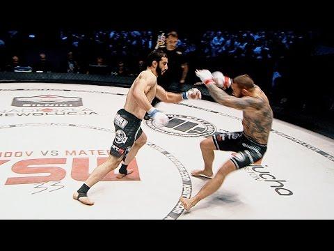 Bonusy KSW 33: Materla vs Khalidov