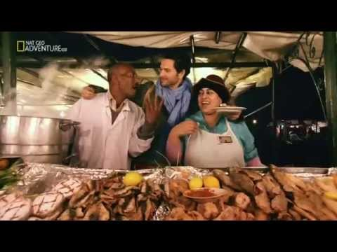 Food Around The World - Marrakech Food full