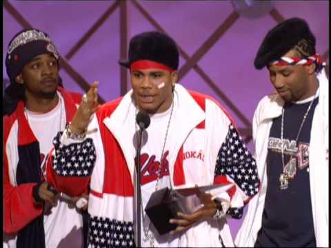 Nelly wins Rap/Hip Hop Favorite Artist-AMA 2002