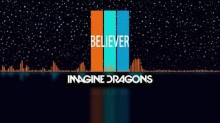 Imagine Dragons - Believer [audiospectrum]