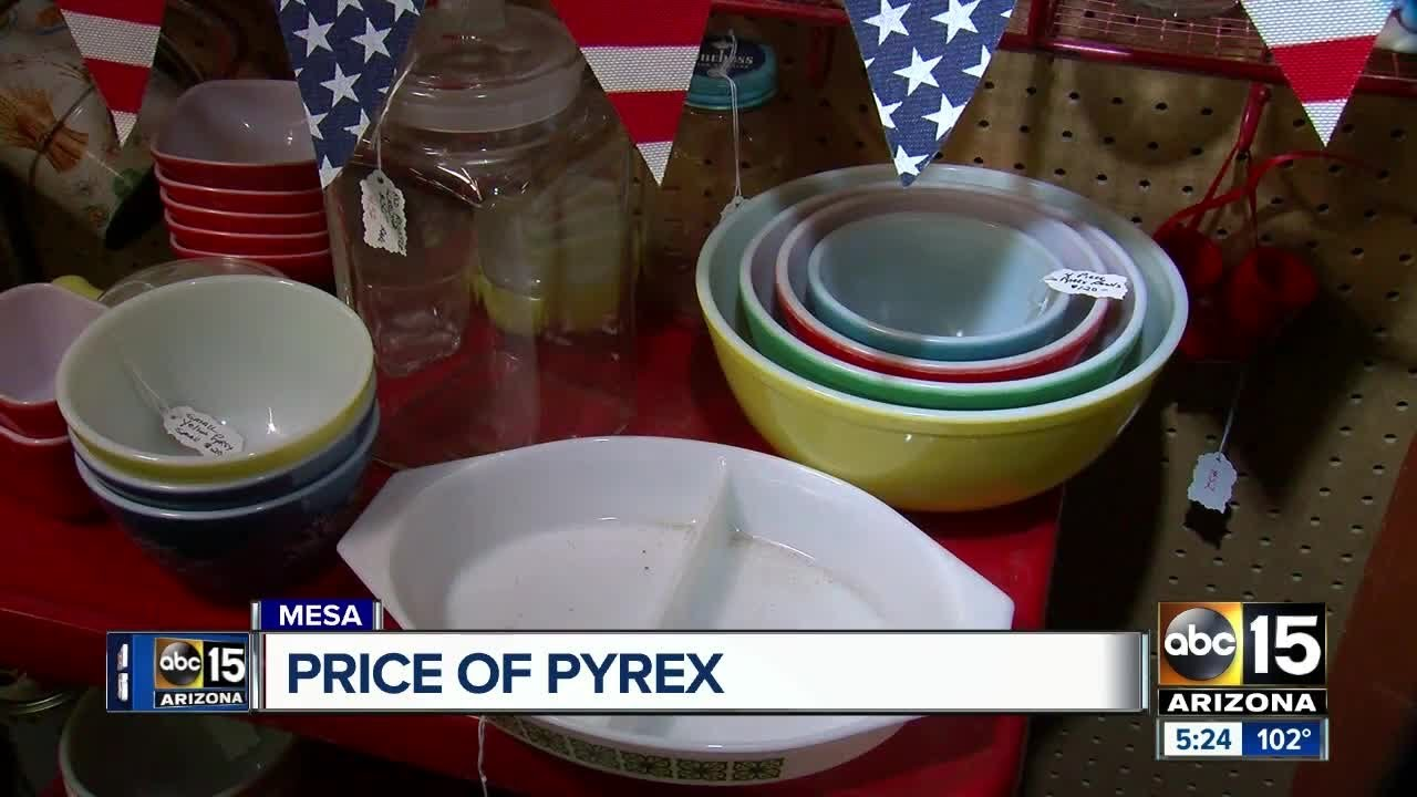 Old dishes your grandma left you may be worth a lot more than you think!