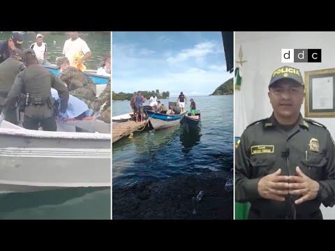 #DiarioDeCuba   Muere una #cubana en un naufragio en Colombia
