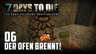 7 Days to Die [06] [Der Ofen brennt] [Double Team] [Let's Play Gameplay Deutsch German HD] thumbnail