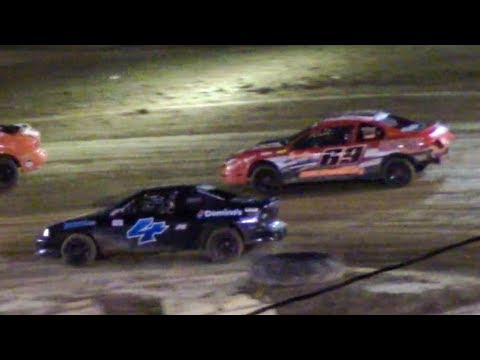 Kids Mini Stock Heat | Old Bradford Speedway | 9-14-18