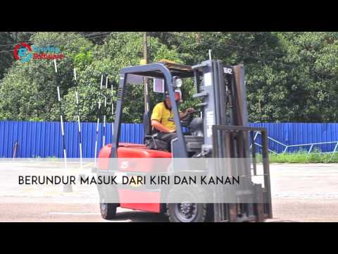 JPJ Belajar Memandu - Forklift ( Forklift Driving Learning ) - Ujian Test Malaysia