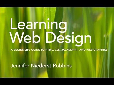 Sách Học Thiết Kế Web HTML CSS JS [Ebook Learning Web Design]
