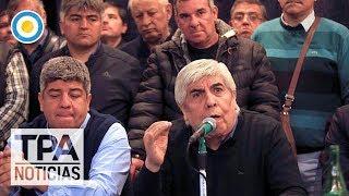 Respuesta de Hugo Moyano por la multa a Camioneros | #TPANoticias
