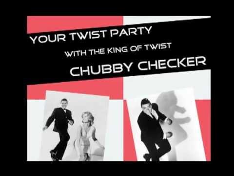 Let's Twist Again Chubby Checker Original...