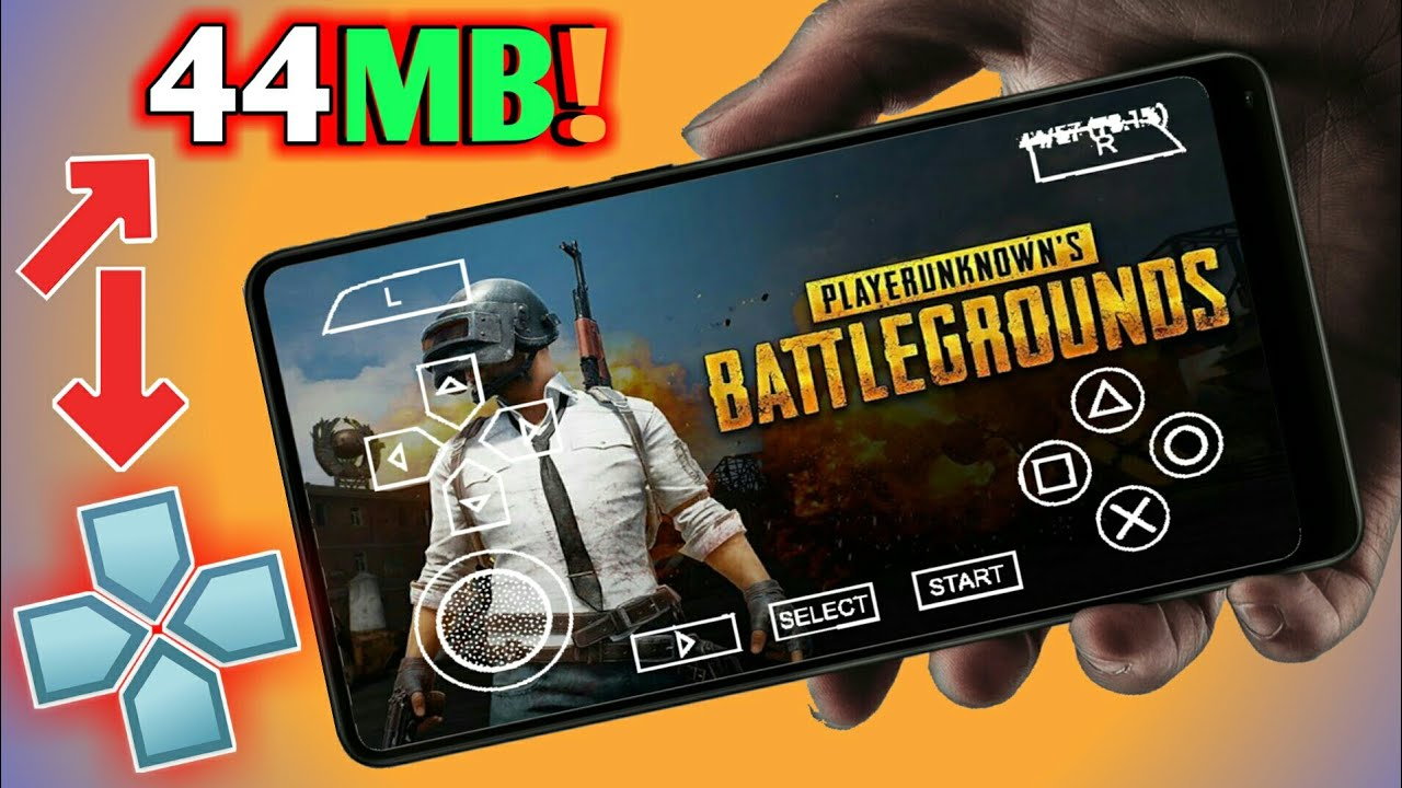 44 MB | DOWNLOAD PUBG MOBILE PSP HIGHLY COMPRESSED | PUBG MOBILE ON ANDROID  | WITH GAMEPLAY !!
