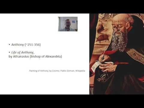 3rd Century (4) Monasticism