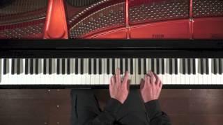 Debussy 'Rêverie' - P. Barton, FEURICH 218 piano