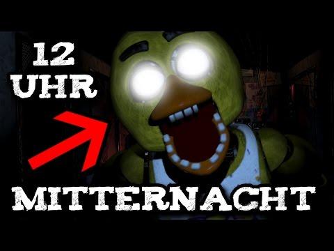 SPIEL NIEMALS UM 12 UHR MITTERNACHT FIVE NIGHTS AT FREDDY'S (Deutsch/German)