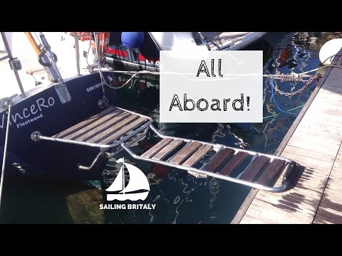 How to prevent seasickness sailing britaly doovi for How to not get seasick on a fishing boat