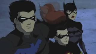 Message Man - Young Justice